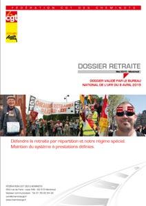 Couverture Dossier retraite 2015